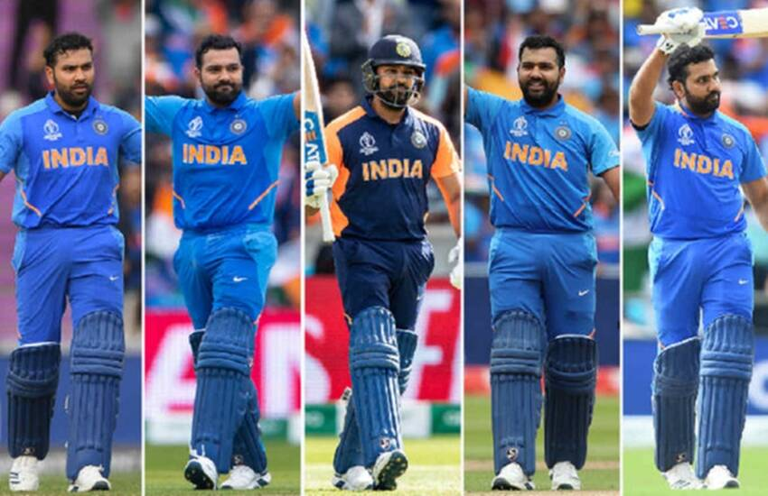 Rohit Sharma ICC World Cup