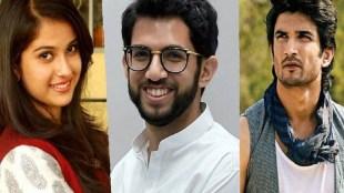 aditya thackeray, Sushant Singh Rajput, Disha Salian