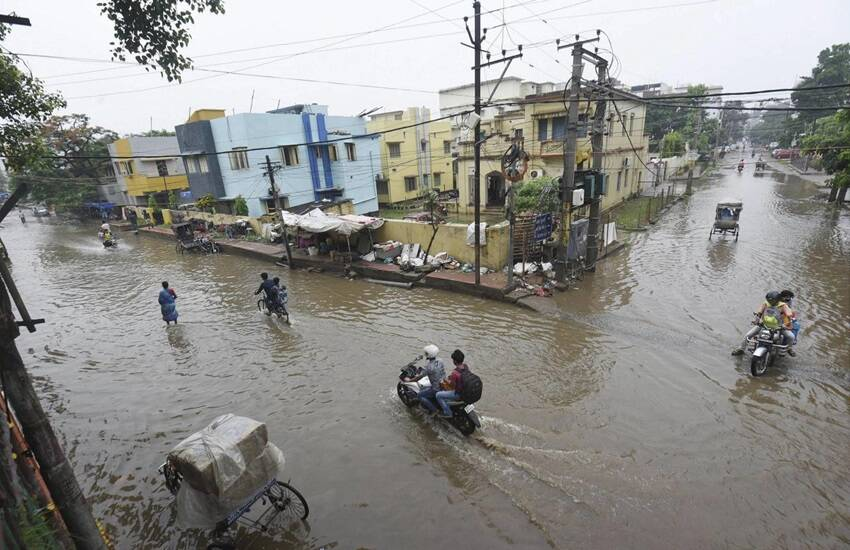 Bihar, Floods, SDRF, Patna