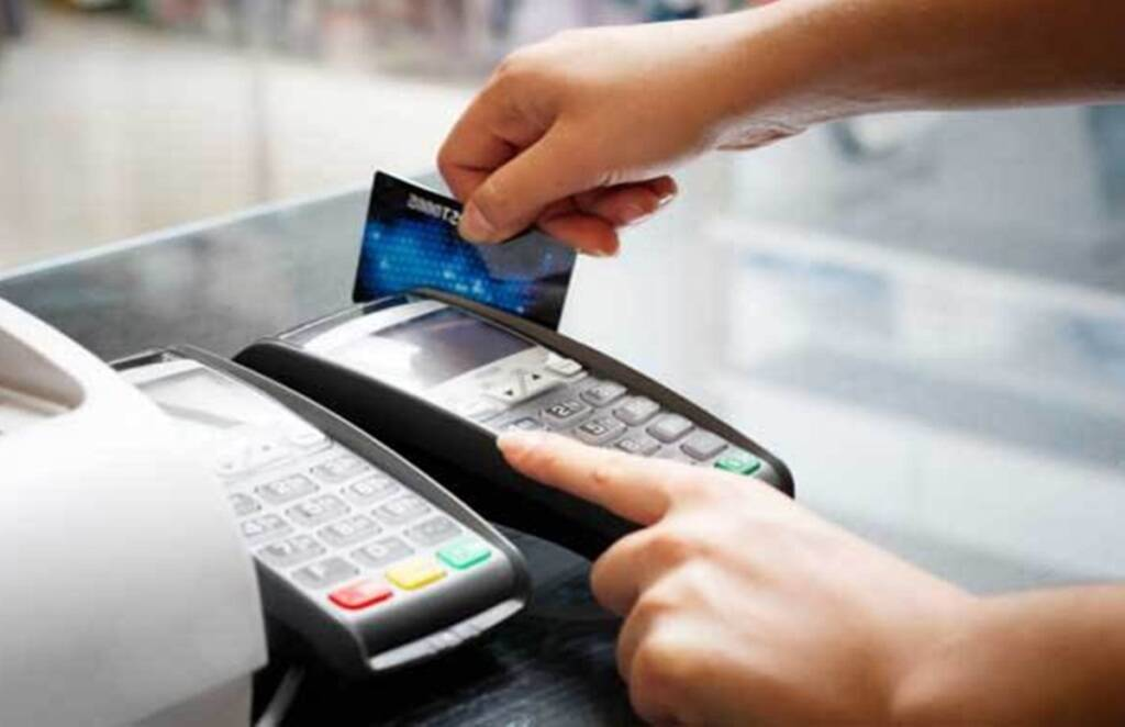 credit card payment A