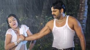 pawan singh, Monalisa, bhojpuri video song