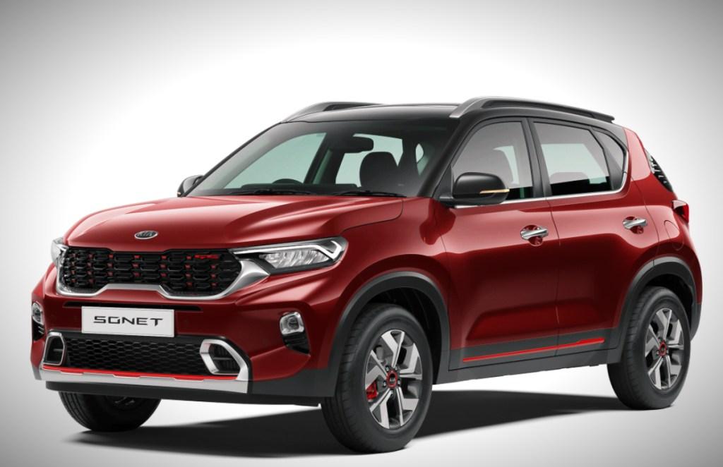 Kia Sonet GTX+ Automatic Variant, Kia Sonet GTX+ Price, Kia Sonet Automatic price, Kia Sonet Features