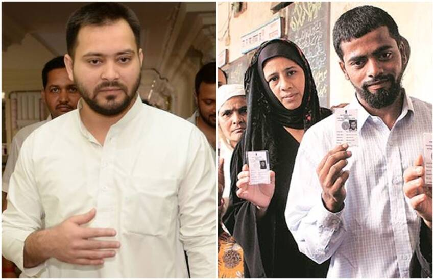 muslim voter, Nitish Kumar, JDU, BJP,