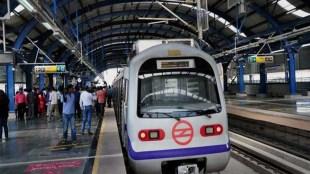 Delhi Metro, Phase 4 station DMRC,
