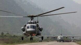 Indian Airforce, Mi-17 Helicopter