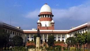supreme court, slums, railway line