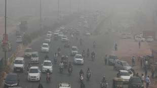 Delhi, Air Pollution,