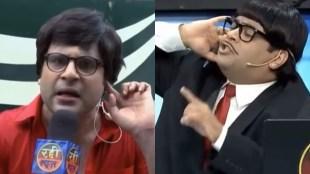 The Kapil Sharma Show, Krishna Abhishek, Krishna mocked Pratham Kumar TV reporting,