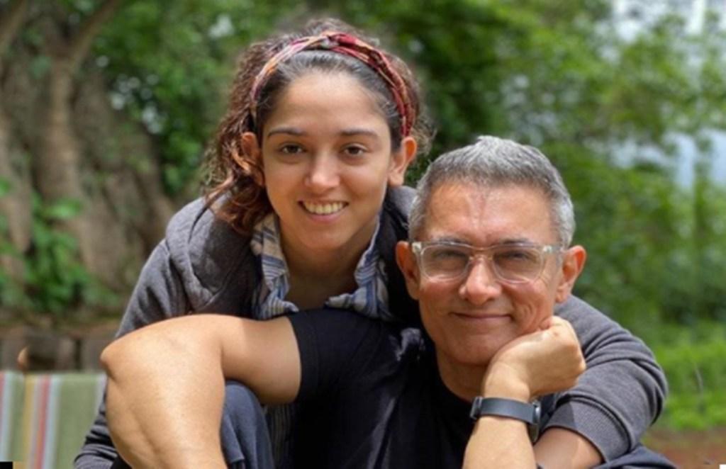 Aamir Khan daughter Ira Khan