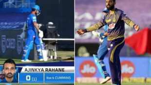 IPL 2020, KKR vs DC, Ajinkya Rahane, Rahane 200th match, Varun Chakraborty