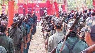 maoists, Aatma Nirbhar Bharat Yojana, indian government, Maoist, cpi, cpi maoist pasted poster