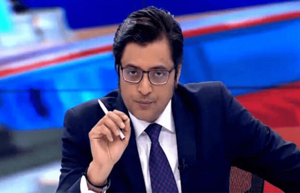 Republic TV, arnab goswami,