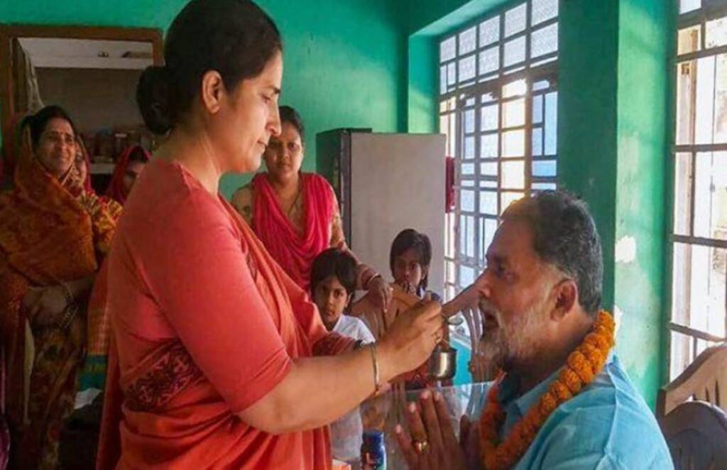 pappu yadav love story, ranjeet ranjan, pappu yadav