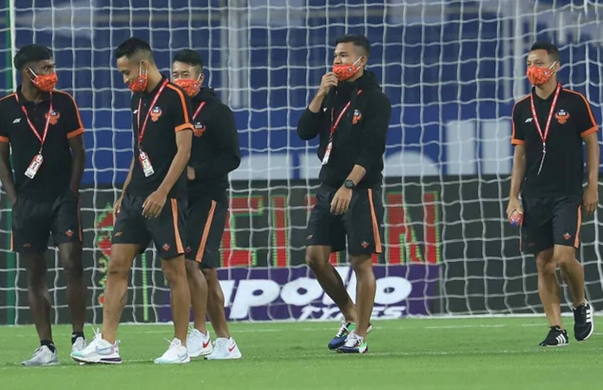Mumbai City FC won by last minute goal, FC Goa lost the match 0-1
