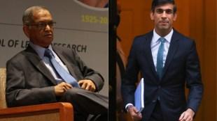 rishi sunak, finance minister, uk, london, akshata murthy