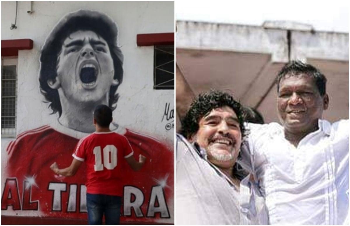 Memoir: When Maradona refused to cut a football-shaped cake
