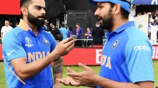 Rohit Sharma Virat Kohl India vs Australia