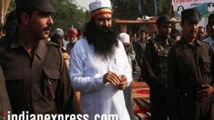 Ram Rahim Singh news, ram rahim get one day parole, ram rahim convicted in rape and murder case, haryana news