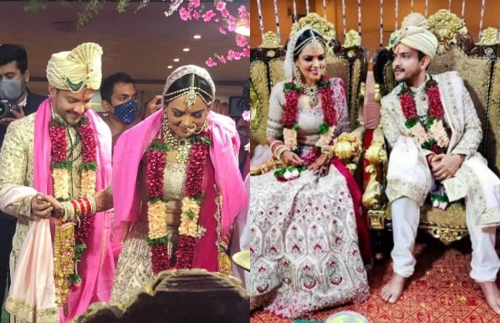 Aditya Narayan, Shweta Agarwal, Aditya Narayan Shweta Wedding, Aditya Narayan Marriage,