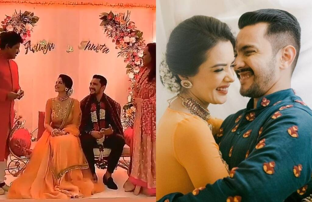 Aditya Narayan, Shweta Aggarwal, Aditya Narayan pre-celebrations, Aditya Tie Knot to Girlfriend Shweta,