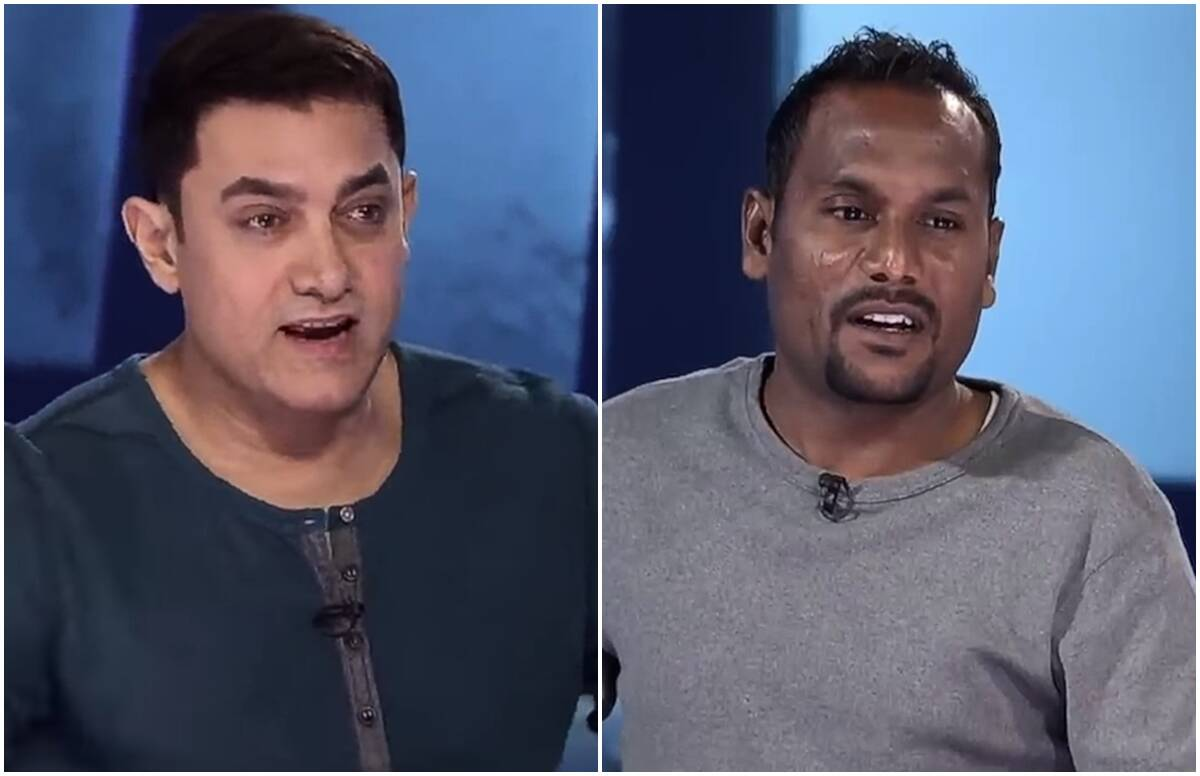 Once in the world of crime, you used to speak of Akhilesh Paul;  Football changed life, captained in World Cup, Aamir Khan told a painful story