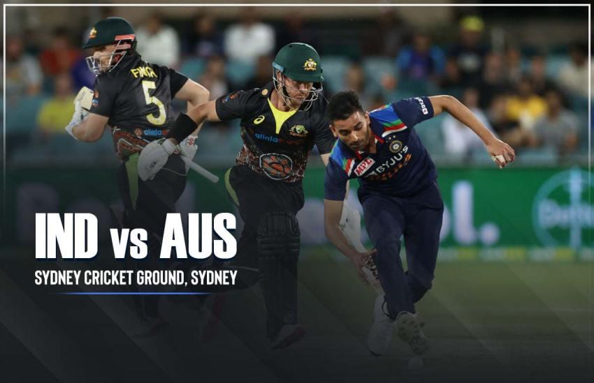 India vs Australia Playing 11 LIVE