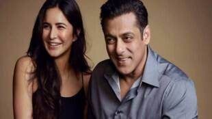 Katrina Kaif, Salman Khan, Katrina Kaif Met Salman Khan, Katrina Kaif Salman khan Meeting,