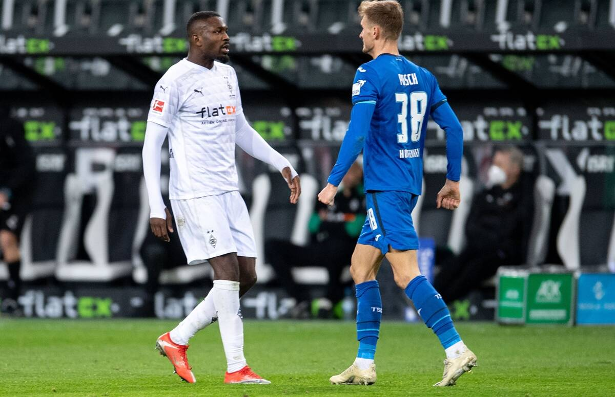 Spit on the opposing player during the match;  Marcus Thuram banned for 5 matches, fined 37 lakhs
