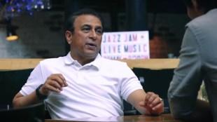Sunil Gavaskar Gaurav Kapoor Breakfast With Champions