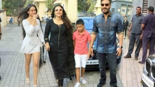 Bollywood actor Ajay Devgan education, Ajay Devgan biography, Ajay Devgan Wiki, Ajay Devgan facts,