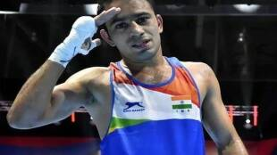 Boxer, Amit Panghal, Gold medal, Cologne World Cup