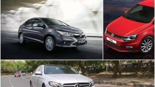 Used car, Mercedes Benz E class, Honda City, Volkswagen Polo, Audi Q7,