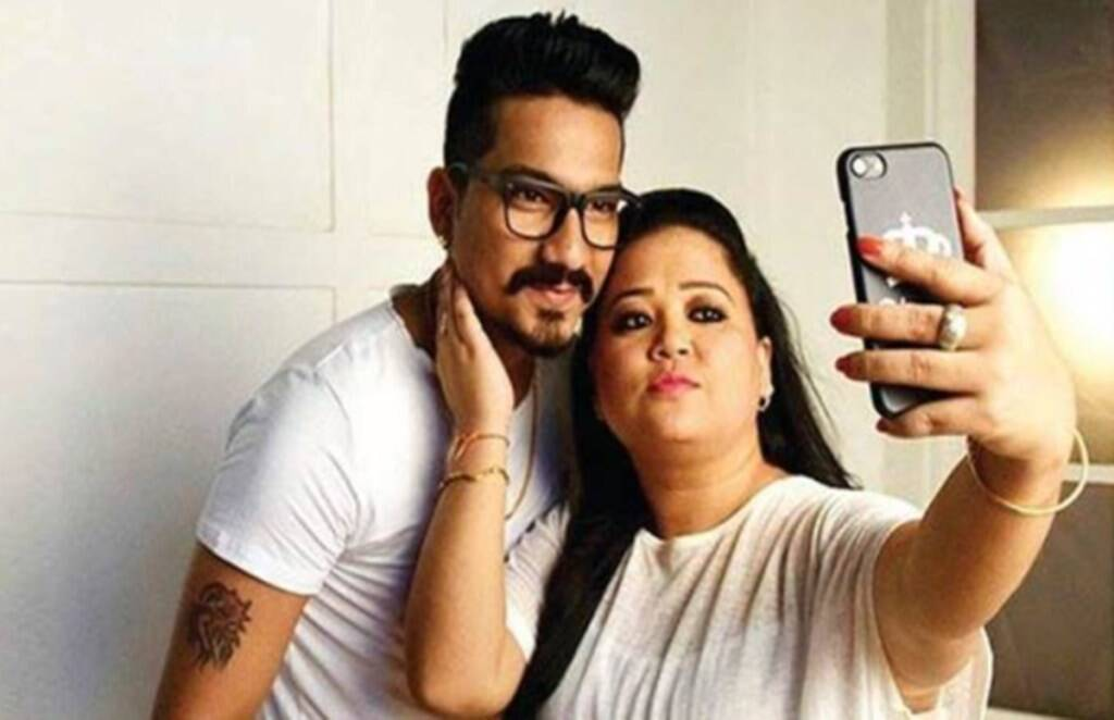 The Kapil Sharma Show, Entertainment News, Comedian Bharti, Harsh Limbachia, Bharti with husband Harsh,