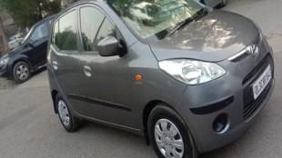 Hyundai i10 car, Used , price below 2 lakh