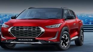 Nissan, Nissan Magnite, compact SUV