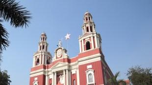 Bishop Cathedral church New Delhi Kerala Kochi