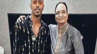 Hardik Pandya, Krunal Pandya, Himanshu Pandya, Hardik Pandya father