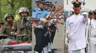 join Indian Army, Indian Navy and Indian Air Force, Sarkari Naukti 2021