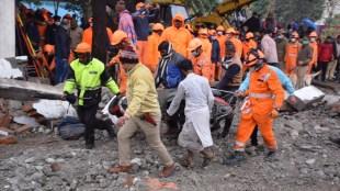 Search Rescue operation NDRF Muradnagar Distt Ghaziabad