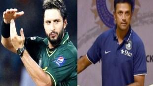Shahid Afridi, Rahul Dravid, pakistan cricket board, pcb