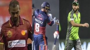 T10 League 2021, Mohammad Hafeez, Shahid Afridi, Nicholas Pooran