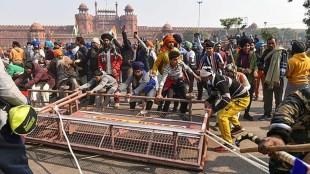 Farmers Protest, Delhi Police