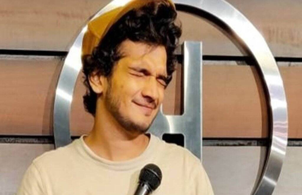 Munawar Faruqui, Comedian