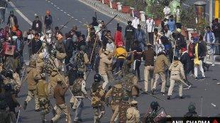 Tractor Rally, Delhi, Farmers Protest