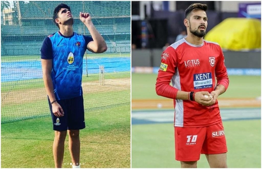 Arjun Tendulkar Mayank Dagar IPL Auction Sachin Tendulkar Virender Sehwag