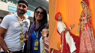 Harbhajan Singh, Geeta Basra, Love Story