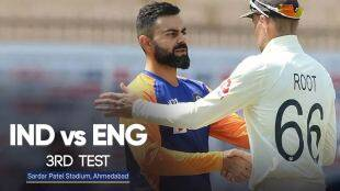 India vs England 3rd Test Playing 11