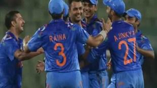 India vs Bangladesh Stuart Binny Suresh Raina