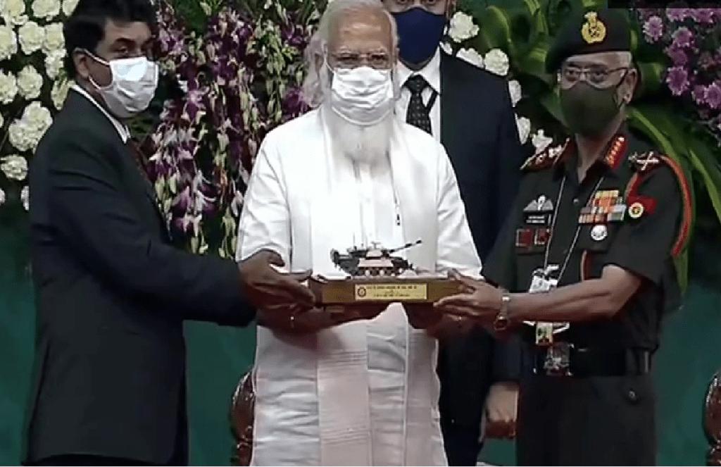 Narendra Modi, Indian Army, General MM Naravane, Arjun Tank projects, Tamilnadu News