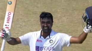 RaviChandran Ashwin India vs England Century Cricket Recrds